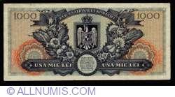 1000 Lei 1947 (5.  XII.)