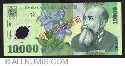 Image #1 of 10000 Lei 2000 SPECIMEN