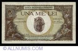 1000 Lei 1938 (21. XII.)