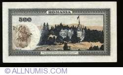 500 Lei 1940 (1. XI.)