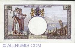 500 Lei 1924 (12. VI.)