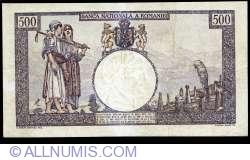 500 Lei 1927 (15. XII.)