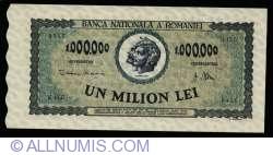 1,000,000 Lei 1947 (16. IV.)