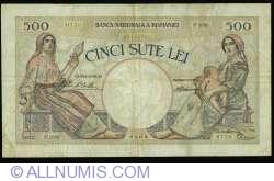 500 Lei 1931 (16 February)