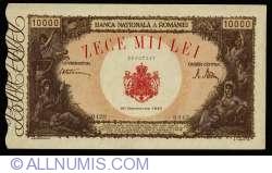 10000 Lei 1945 (20. XII.)