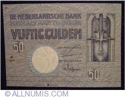 Imaginea #1 a 50 Gulden 1931 (4. V.)