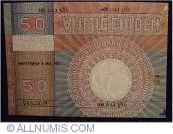 Image #2 of 50 Gulden 1931 (4. V.)