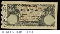 100000 lei 1946 (1. IV.)