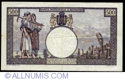 500 Lei 1932 (13 May)
