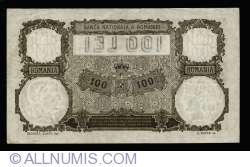 100 Lei 1930 (16: X.)