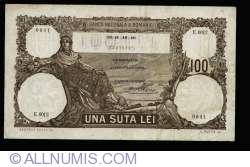 100 Lei 1940 (19. II.)