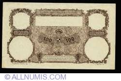 100 Lei 1940 (1. XI.)