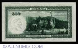500 Lei 1934 (31. VII.)