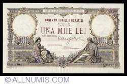 1000 Lei 1933 (15 June)
