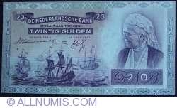 20 Gulden 1941 (19. III.)
