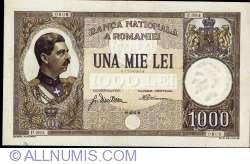 1000 Lei 1934 (15. III.)