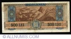 500 Lei 1947 (25. VI.)