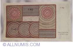 Imaginea #2 a 25 Gulden 1944 (11. IV.)