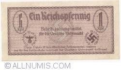 Imaginea #1 a 1 Reichspfennig ND (1940)