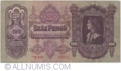 Imaginea #1 a 100 Pengö 1930 (1. VII)
