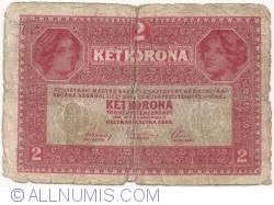 Imaginea #1 a 2 Korona 1917 (1. III.)  (1919)