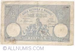 20 Lei 1907 (6. IX.)