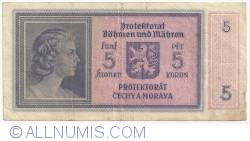 5 Korun ND (1940)