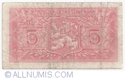 Image #2 of 5 Korun 1949 (25. I.)