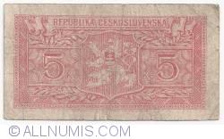 Image #2 of 5 Korun ND (1945)