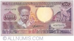 Image #1 of 100 Gulden 1988 (9. I.)