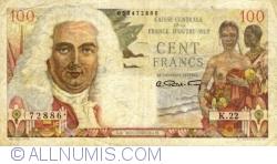 100 Franci ND (1947)