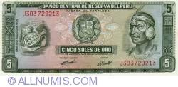 Image #1 of 5 Soles de Oro 1974 (15. VIII.)