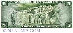 Image #2 of 5 Soles de Oro 1974 (15. VIII.)