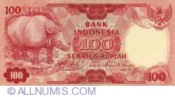 Image #1 of 100 Rupiah 1977