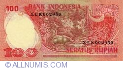 Image #2 of 100 Rupiah 1977