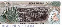 Image #2 of 5 Pesos 1969 (3. XII.)