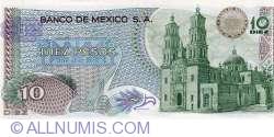 Image #2 of 10 Pesos 1977 (18. II.)