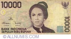 Image #1 of 10000 Rupiah 1998/1998