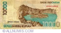 Image #2 of 10000 Rupiah 1998/1998