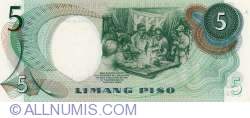 Image #2 of 5 Piso ND (1969)