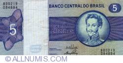 Imaginea #1 a 5 Cruzeiros ND (1973)