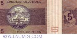 Imaginea #2 a 5 Cruzeiros ND (1973)
