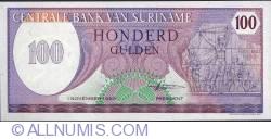 Image #1 of 100 Guldeni 1985
