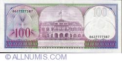 Image #2 of 100 Guldeni 1985
