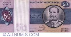 Imaginea #1 a 50 Cruzeiros ND(1970)