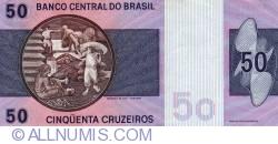 Imaginea #2 a 50 Cruzeiros ND(1970)