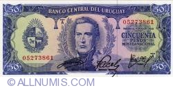 Image #1 of 50 Pesos ND(1967)