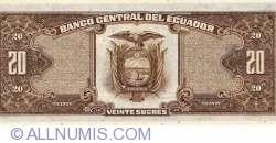 Imaginea #2 a 20 Sucres 1986 (29. IV.) - Serie LO