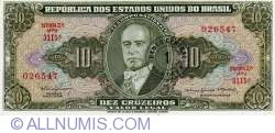 Image #1 of 1 Centavo on 10 Cruzeiros ND (1966)