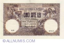 500 Lei 1918 (30. VIII.)